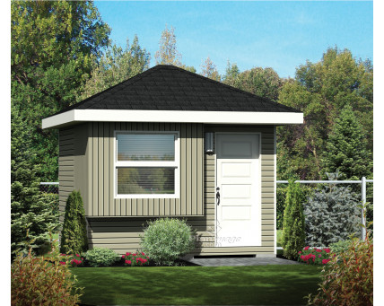 Shed - R-20A