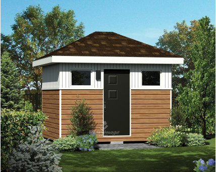 Shed - R-21A