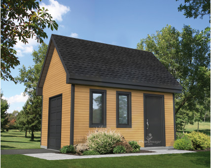Shed - R-27A