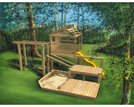 Play structures - BT-2001