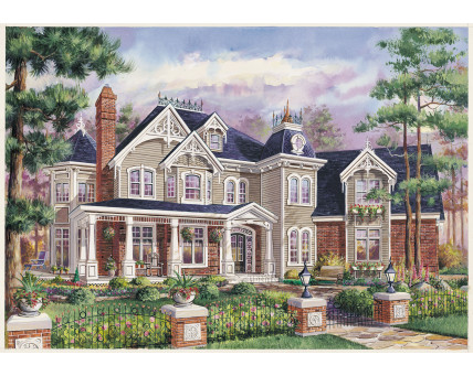 Two-storey house - CCL00031