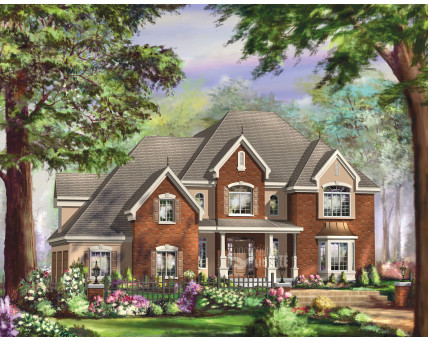 Two-storey house - CCL00032