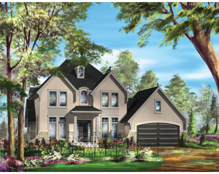 Two-storey house - CCL00046