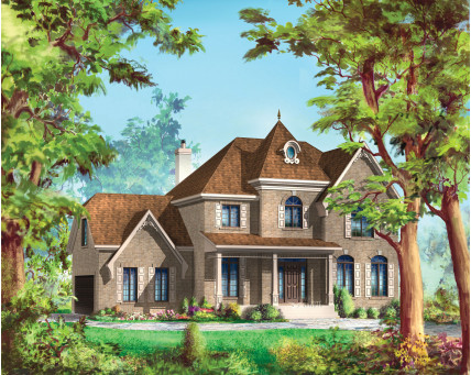 Two-storey house - CCL00056