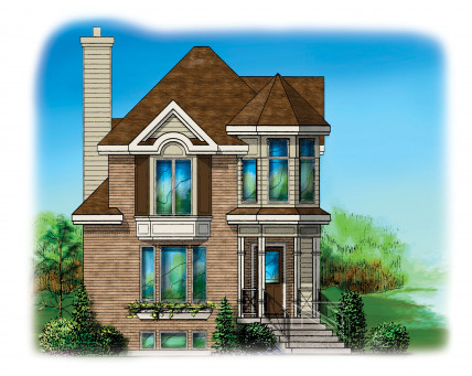 Two-storey house - DNC210004