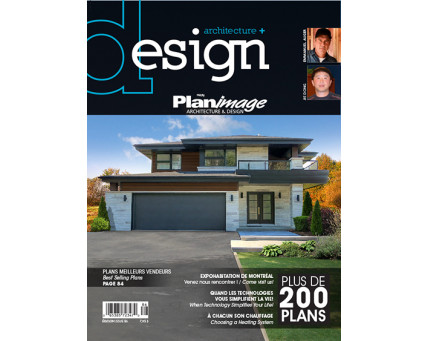 Magazine - Architecture + Design
